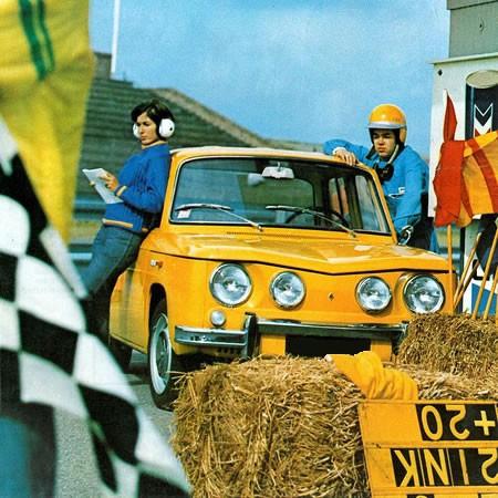 Renault 8  gordini et renault 8 gordini  du pauvre Sans_t10