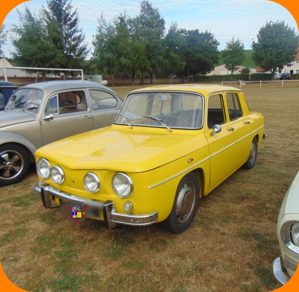 Renault 8  gordini et renault 8 gordini  du pauvre Vedign10