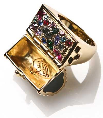 Quelques bijoux disney  Bague10