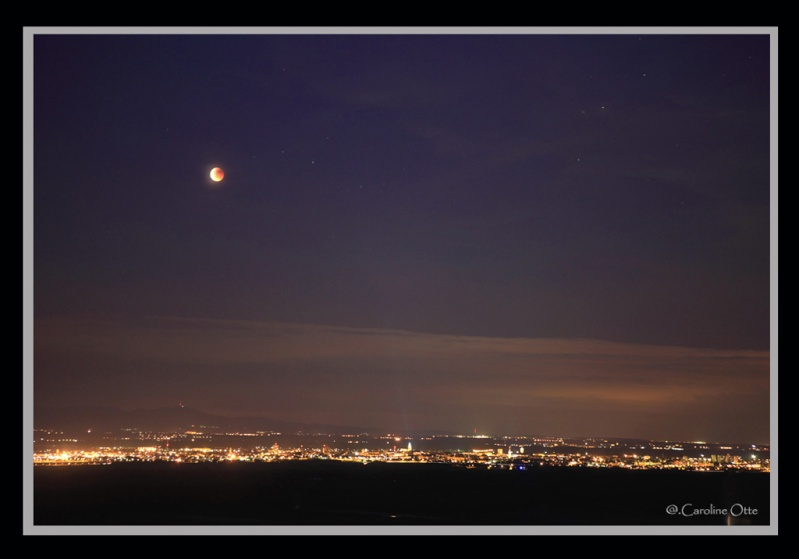 éclipse de lune du 15 Juin 2011 depuis l'Alsace Aclips10