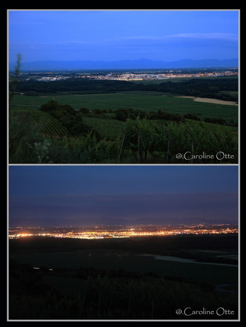 éclipse de lune du 15 Juin 2011 depuis l'Alsace Colmar11