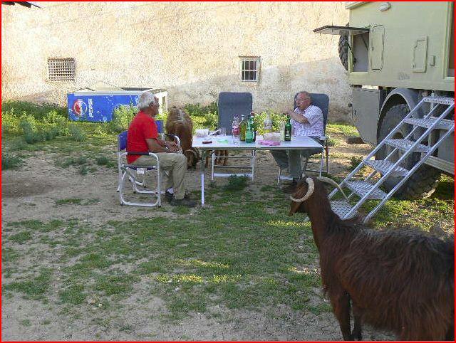 VOYAGE 2011 EN TURQUIE Campin11