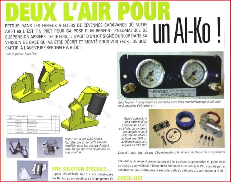 AMORTISSEURS AIR DUNLOP Dunlop10
