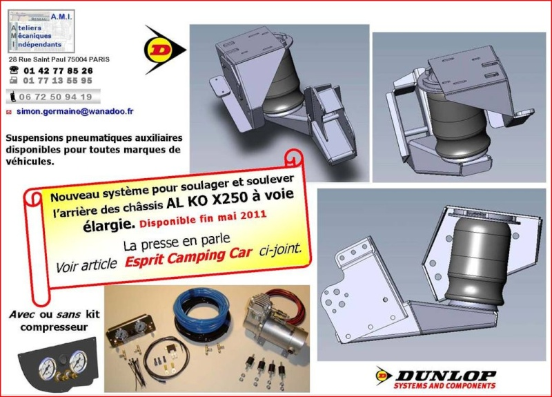 PIECES... ASTUCES...  IVECO 4x4 Dunlop11