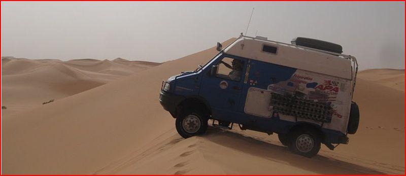 Help pneus IVECO Libye_10