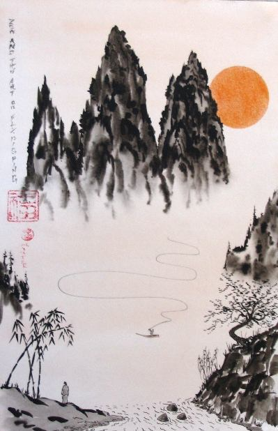 Le Zen, courte définition 5effor10