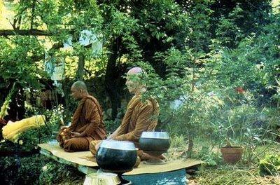 Les cheveux du Bouddha Ajahn-10