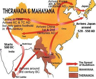 "Mahayana,"" Grand véhicule"" Spread10"