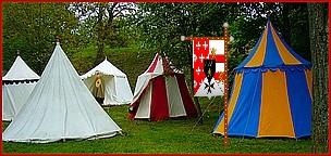 Campement du Duc de Carrouges Camp_d10