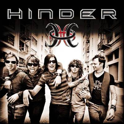 [Hard rock] Hinder Hinder10