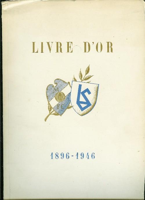 Livre 50 ans de Lausanne- Sports 1896-1946  Lausan11