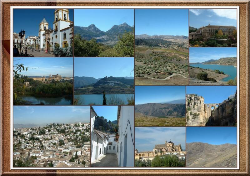 Les vacances de Marilou, notre webmaster en Andalousie...... 20110