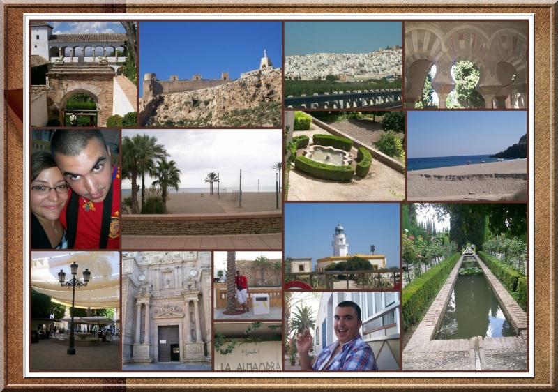 Les vacances de Marilou, notre webmaster en Andalousie...... 30110
