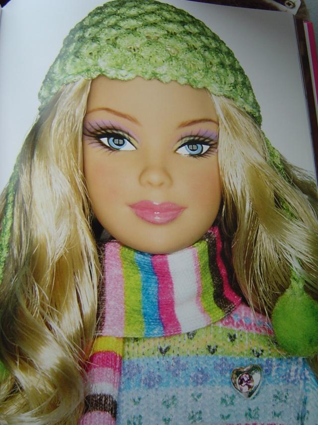 """Superbe livre de photos """"Barbie"""", éd. Assouline Dsc00433"""