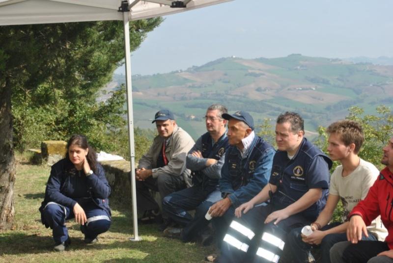 esercitazione di protezione civile -9 ottobre 2010 pianello Dsc_0210