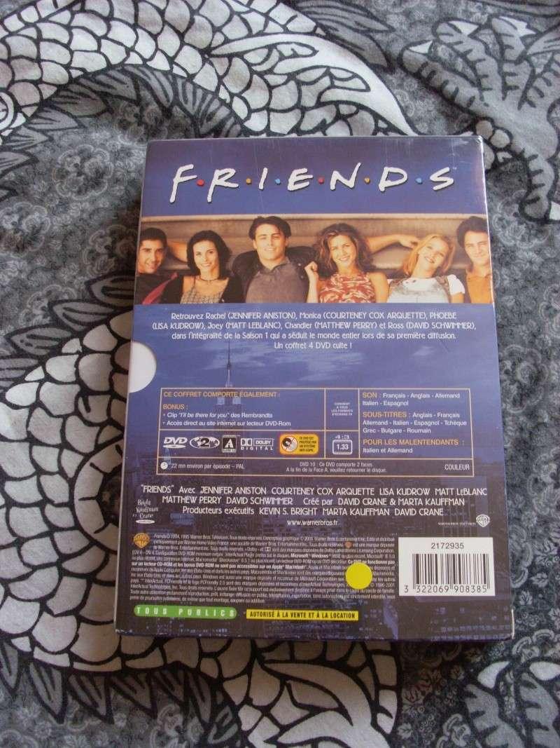 DVD Friends Saison 1 Friend10