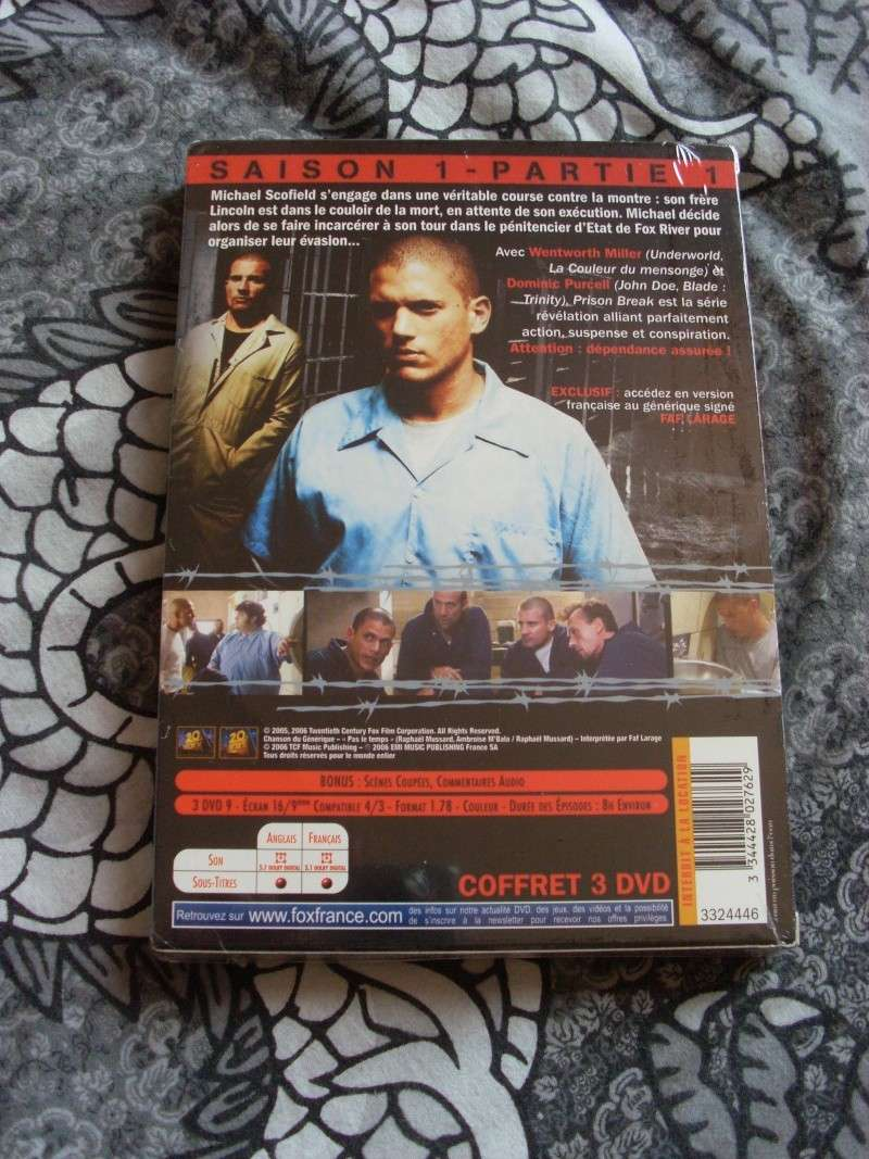 DVD Prison Break saison 1 partie 1 Pb_sai10