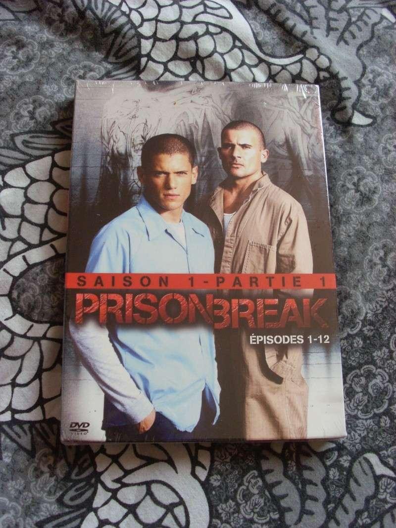 DVD Prison Break saison 1 partie 1 Pb_sai11