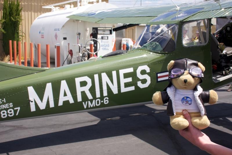 La JAscotte à San Francisco ! Cessna10