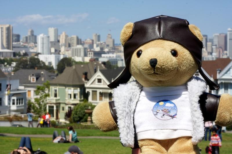 La JAscotte à San Francisco ! Img_9213