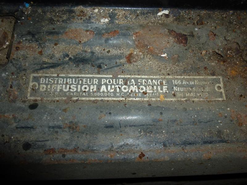 Vw en France - la concession VW Diffusion à Neuilly P1050712
