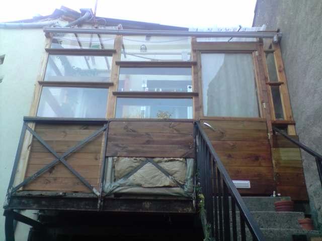 Terrasse x Serre d'extérieur P1909111