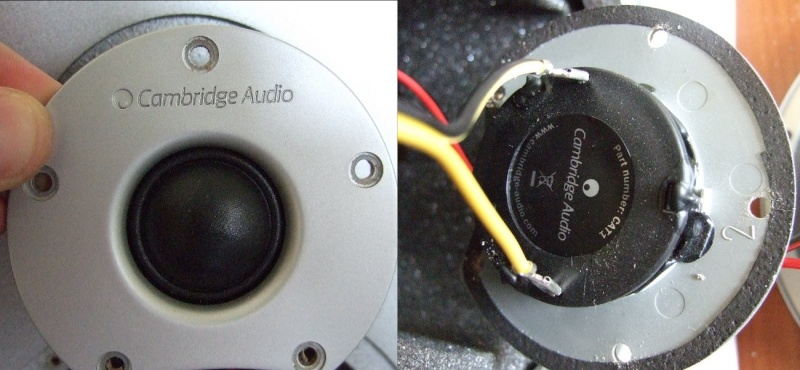 Cambridge Audio S30 Rid410