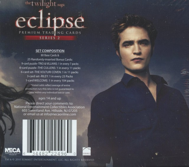 [Eclipse] 2nde édition Trading Cards NECA - Page 4 Img90810