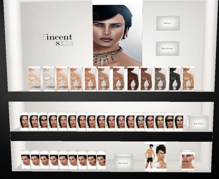 [Mixte] Beauty Avatar devient Glam affair & Tableau vivant Tablea10