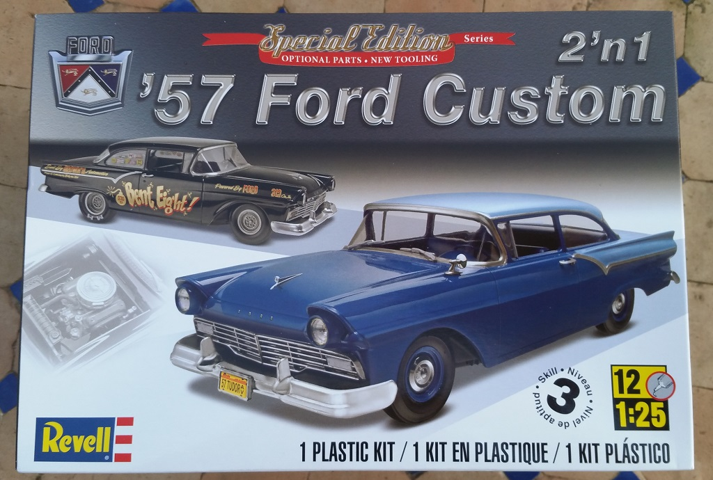 Ford 1957 Revell Ford_510