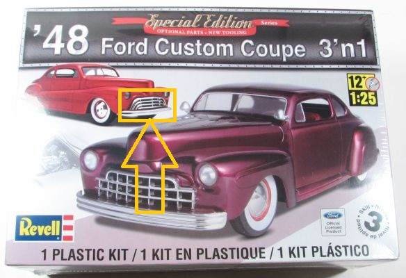Vends Revell 48 Ford coupe Newstu10