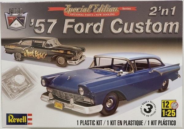 Recherche 57 Ford Custom Revell et la Ford 57 Gasser S-l16011
