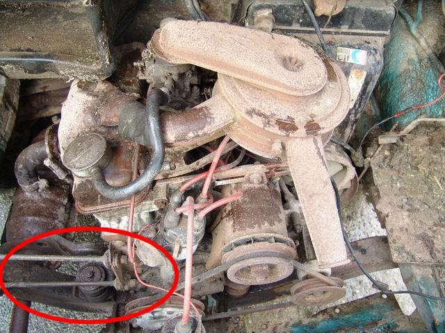traversre AR support moteur... Dsc05410