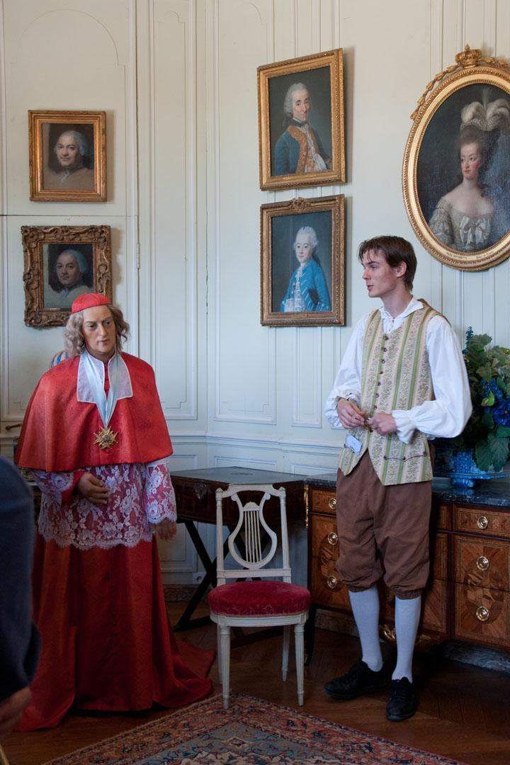 Sortie chateau de Breteuil le 08 mai - Les photos Breteu13