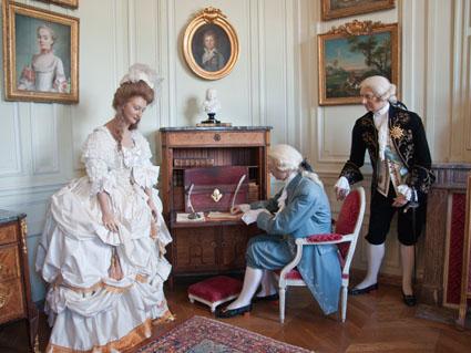 Sortie chateau de Breteuil le 08 mai - Les photos Breteu14