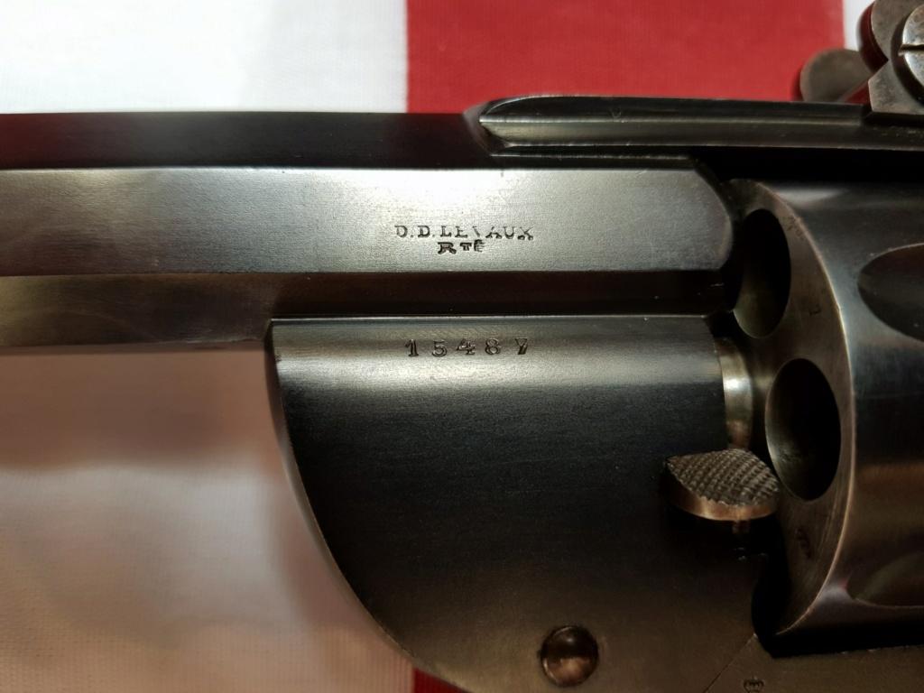 Revolver DD Levaux Match calibre 450 20210810