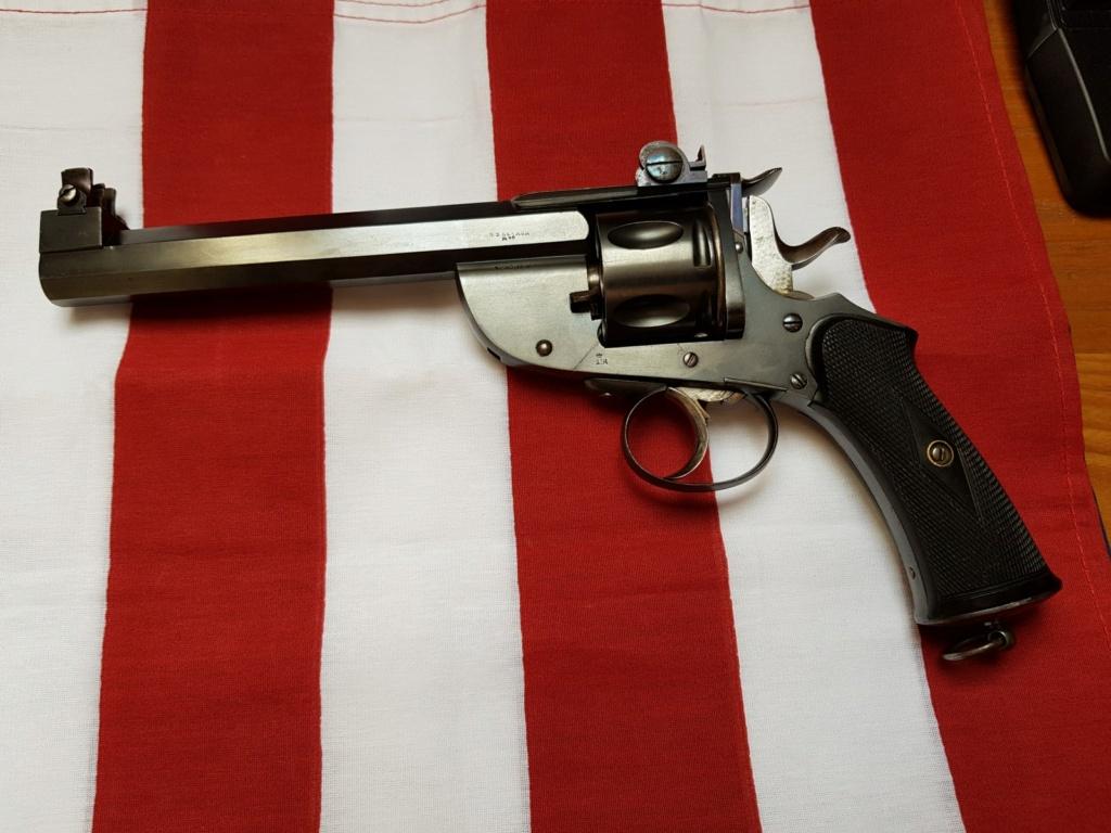 Revolver DD Levaux Match calibre 450 20210811