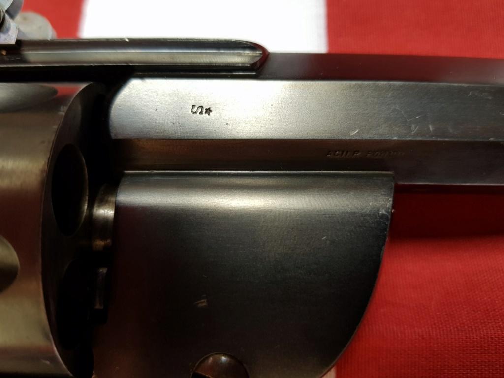 Revolver DD Levaux Match calibre 450 20210813