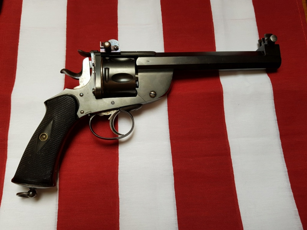 Revolver DD Levaux Match calibre 450 20210814