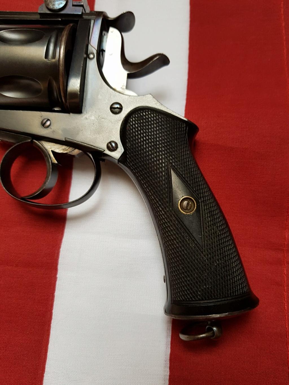 Revolver DD Levaux Match calibre 450 20210815