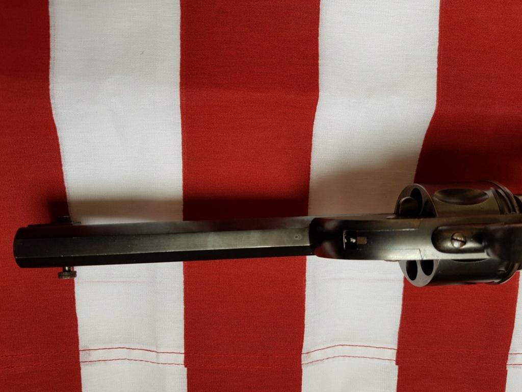 Revolver DD Levaux Match calibre 450 20210817