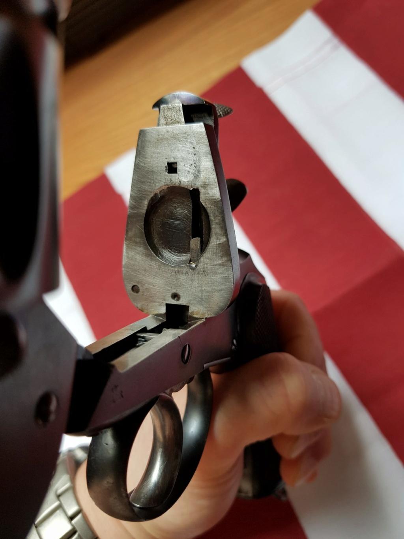 Revolver DD Levaux Match calibre 450 20210826
