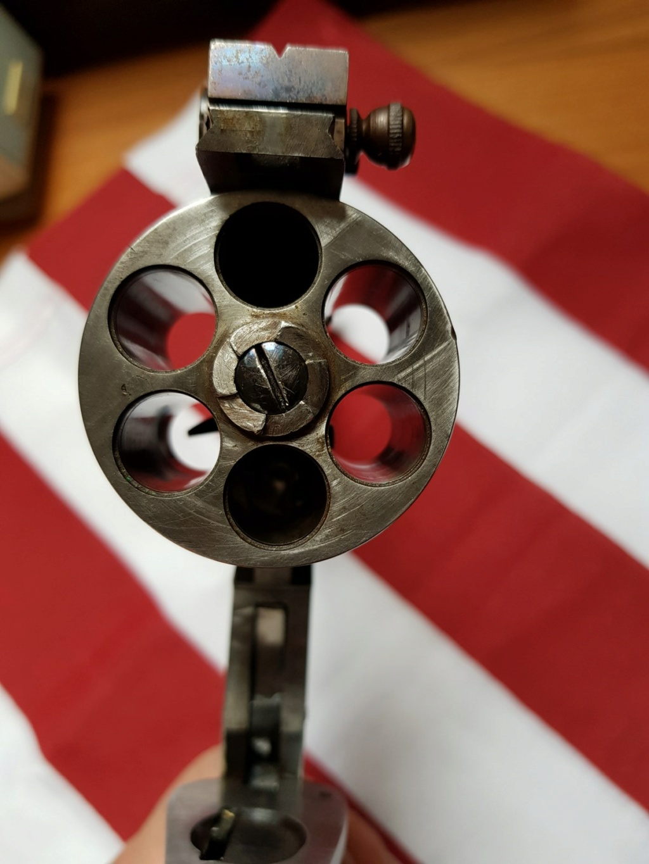 Revolver DD Levaux Match calibre 450 20210827