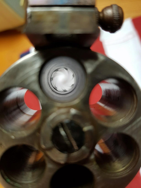 Revolver DD Levaux Match calibre 450 20210828