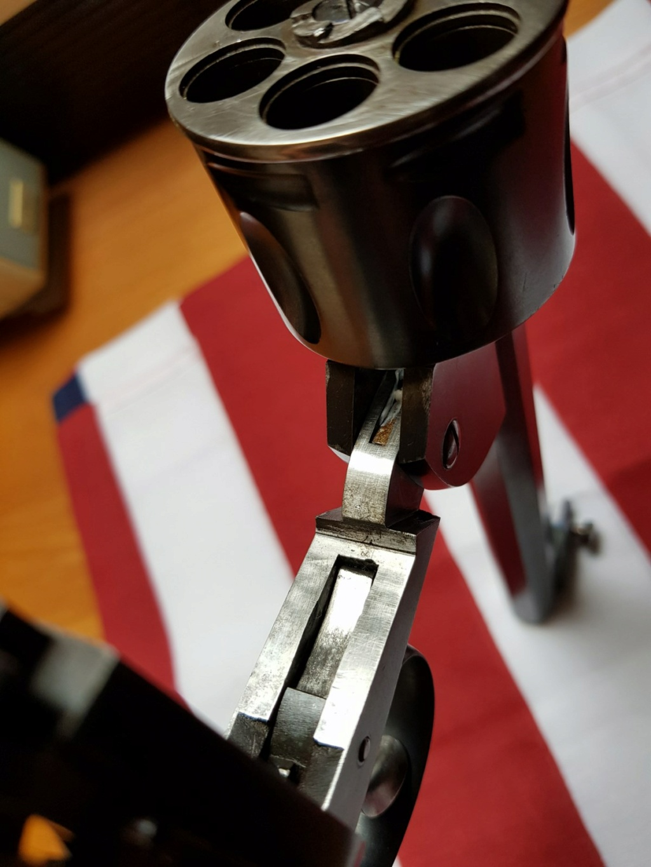 Revolver DD Levaux Match calibre 450 20210829