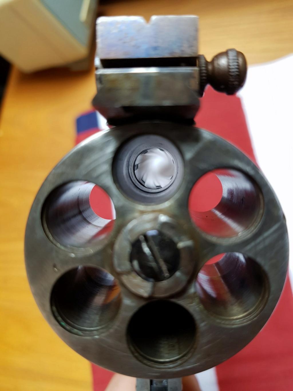 Revolver DD Levaux Match calibre 450 20210830