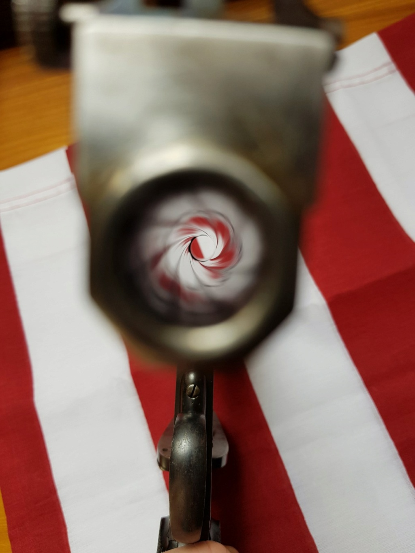Revolver DD Levaux Match calibre 450 20210832