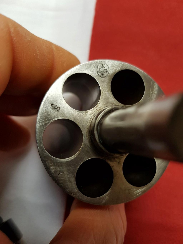 Revolver DD Levaux Match calibre 450 20210833