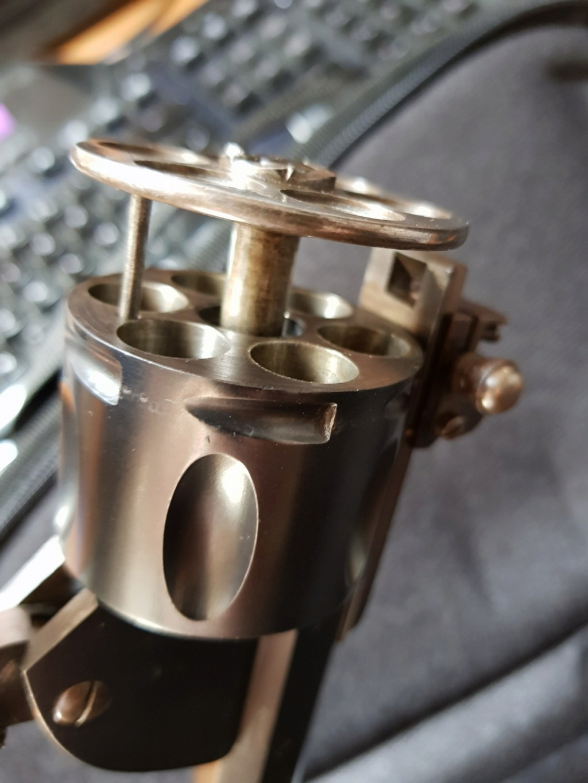 Revolver DD Levaux Match calibre 450 20210836