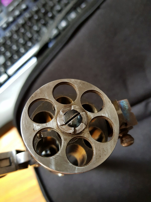 Revolver DD Levaux Match calibre 450 20210837